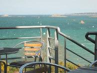 hotel with sea view hotel-de-carantec