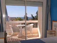 hotel with sea view hotel-de-la-mer-golfe-juan