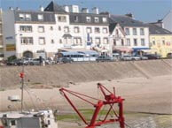 hotel with sea view hotel-mer-quiberon
