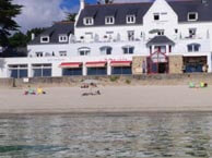 hotel with sea view hotel-monalisa-fouesnant-cap-coz