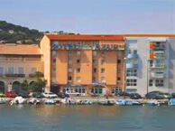 hotel with sea view hotel_azur_sete