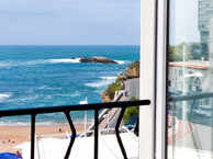 hotel with sea view hotel_caritz_biarritz