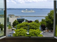 hotel with sea view hotel_gare_brest