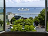 hotel with sea view hotel_gare_brest
