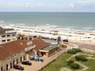 hotel with sea view hotel_plage_calais