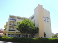 hotel with sea view hotel_port_canet