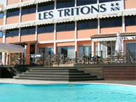 hotel with sea view hotel_tritons_sete