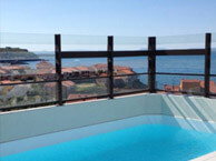 hotel with sea view ibis-styles-port-vendres