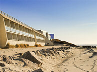 hotel with sea view ibis_le_touquet