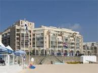hotel with sea view ibis_pornichet