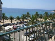 hotel with sea view imperial-ajaccio