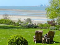 hotel with sea view impressionnistes-honfleur