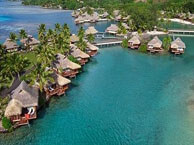 hotel with sea view intercontinental_moorea