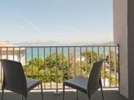 hotel vue mer isolella-porticcio