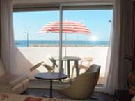hotel with sea view joie-sables-sete