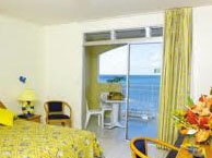 hotel with sea view karibea_corail_ste_luce