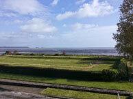 hotel with sea view la-baie-saint-benoit