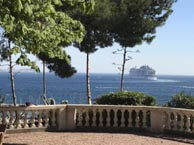 hotel with sea view la-bastide-bleue-marseille