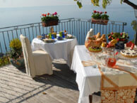 hotel with sea view la-belle-vue-roquebrune