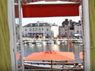 hotel with sea view la-chambre-du-marin-honfleur