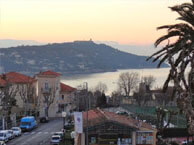 hotel with sea view la-regence-villefranche