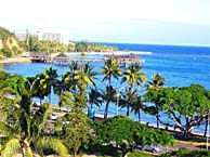 hotel with sea view la_promenade_noumea