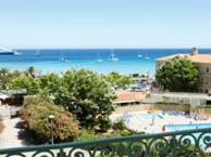hotel with sea view langley-ile-rousse