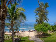 le-nautile-beachfront-la-saline-les-bains chez booking.com