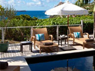 hotel with sea view le-toiny-st-barth