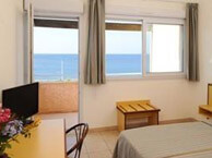 hotel with sea view les-galets-st-florent