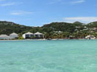 hotel with sea view les-ondines-sur-la-plage-saint-barthelemy