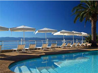hotel with sea view les_mouettes_ajaccio