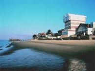 hotel with sea view les_vagues_arcachon