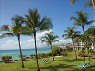 hotel with sea view mahogany_guadeloupe