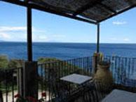 hotel with sea view maison-bella-vista-cagnano