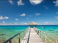 hotel with sea view maitai-rangiroa
