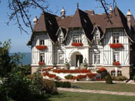 manoir-benerville chez booking.com