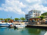 hotel with sea view marina-doro-macinaggio