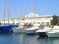 hotel with sea view marina_st_raphael