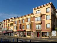 hotel with sea view matelote-boulogne