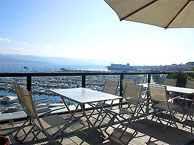 hotel with sea view mercure_ajaccio