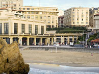 hotel with sea view mercure_plaza_biarritz