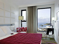 hotel with sea view mercure_president_biarritz