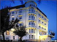 hotel with sea view mercure_regina_biarritz
