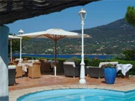 hotel with sea view miramar_propriano