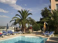 hotel with sea view miramar_vence