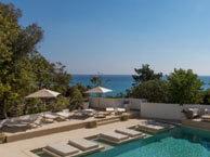 hotel with sea view misincu-cagnano