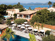 hotel with sea view mouillage-st-tropez