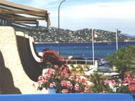 hotel with sea view nartelle_ste_maxime