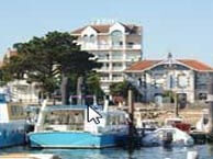 hotel am meer nautic-arcachon